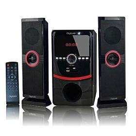 DigitalX X-L918BT 41W RMS 2.1 Bluetooth Multimedia Speakers