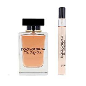 Dolce & Gabbana The Only One 2pcs Set (W) Edp 100ml+10ml Mini Travel Set for Women