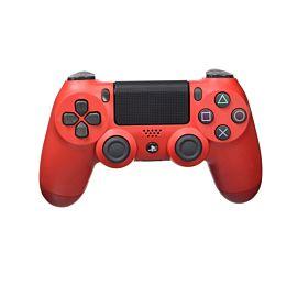PS4 Dual Shock 4 v2 Controller (Original)-Red
