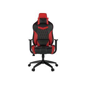 GAMDIAS ACHILLIES E2 Large Black & Red Gaming Chair