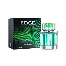 SWISS ARABIAN EDGE EDP 90ML FOR MEN
