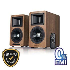 Edifier AirPulse A80 Active Hi-Res Audio Certified Bluetooth Wireless Bookshelf Speaker