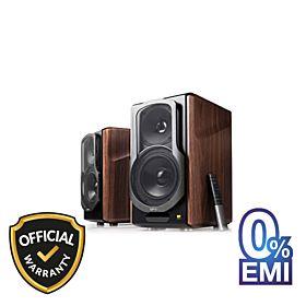 EDIFIER S2000MKIII Powered Bluetooth Bookshelf 2.0 Speaker