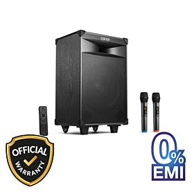 """Edifier PW312 - 12"""" Bluetooth 5.0 Trolley Speaker with Guitar Support"""
