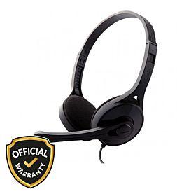 Edifier K550 Single Plug Headphone – Black