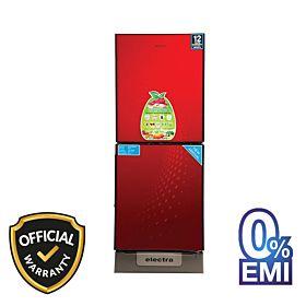 Electra ER-207RG Frost Refrigerator - Red