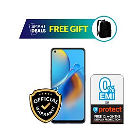 OPPO F19 6GB/128GB With Free OPPO Backpack
