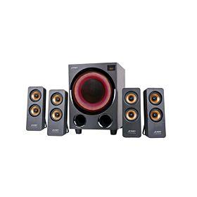 F&D F7700x 4.1 Multimedia Speaker(80w, Usb/Sd, BT, Remote)