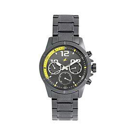 Fastrack NM3169NM01 Black Dial Multifunction Men's Watch