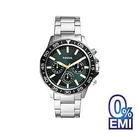 Fossil BQ2492 Bannon Multifunction Stainless Steel Men's Watch