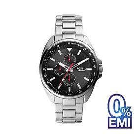 Fossil BQ2550 Autocross Multifunction Stainless Steel Men's Watch