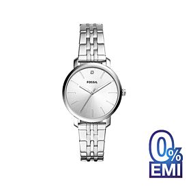 Fossil BQ3566 Lexie Luther Three-Hand Stainless Steel Women's Watch