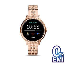 Fossil FTW6073 5E Generation Smartwatch For Women