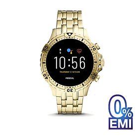 Fossil FTW4039 Smartwatch 5th Generation Men's Watch