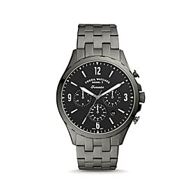 Fossil FS5606 Forrester Chronograph Stainless Steel Man's Watch