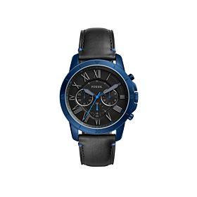 Fossil FS5342 Grant Sport Chronograph Black Dial Men's Watch