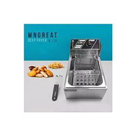 WNGREAT Deep Fryer 6 LTR