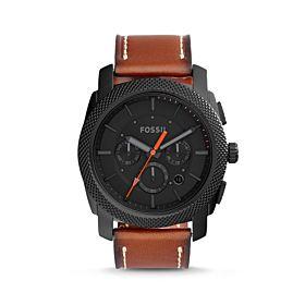 Fossil FS5234 Machine Chronograph Black Dial Men's Watch