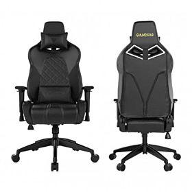 Gamdias ACHILLIES E1 Large Black Gaming Chair