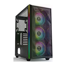 Gamdias ATHENA M2 Elite RGB Mid Tower Gaming Case