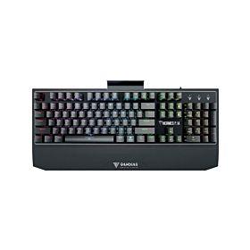 Gamdias HERMES P1A Mechanical RGB Gaming Keyboard