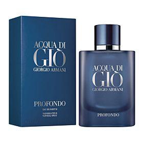 Giorgio Armani Acqua Di Gio Profondo EDP 75ml Tester for Men