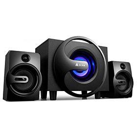 Golden Field 2:1 Q8UB 10 Watt BT Speaker with USB/SD,FM