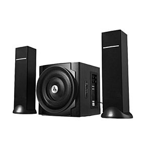 Golden Field S300A BT RMS 45w 2:1 Speaker with USB/SD, FM, Remote Control