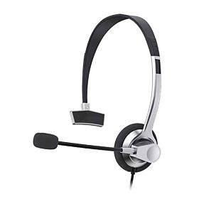 Havit H204D 3.5mm Double Plug with Mic Headset for Computer