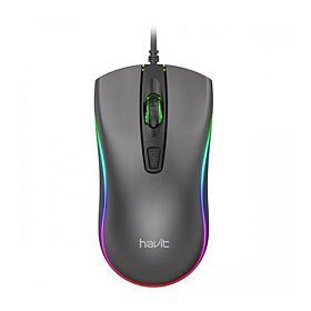 Havit MS72 Cool RGB LED Gaming Optical Mouse