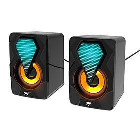 Havit SK210 Mini RGB Gaming USB Speaker
