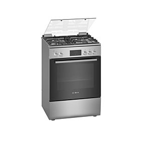 BOSCH HGQ320I50M Serie   4 Free-Standing Gas Cooker