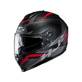HJC C70 MC1SF Troky Red Full Face Helmet
