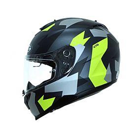 HJC C70 MC4SF Valon Green Full Face Helmet