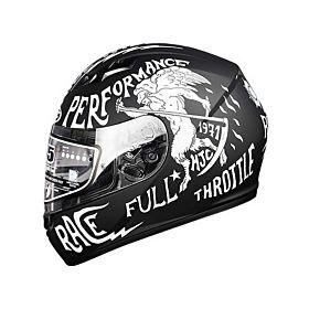HJC CS15 Rebel MC10F Full Face Helmet