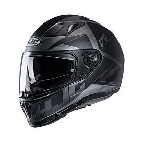 HJC i70 Eluma Gunmatel MC5SF Full Face Helmet