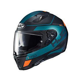 HJC i70 Karon Orange MC6HSF Full Face Helmet