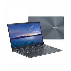 "Asus ZenBook UX425JA 14"" FHD 10th Gen i5 8GB RAM 512GB SSD Laptop with Win10 - Pine Grey (HM021T)"