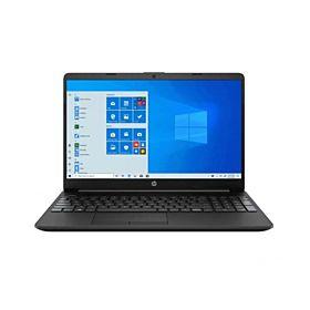 "HP 15s DU2100TU 15.6"" HD 10th Gen i3 4GB RAM, 1TB HDD Laptop with Win10 - Black (IFID4PA)"