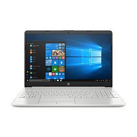 """HP 15s DU3528TU 15.6"""" FHD i3 11th Gen 8GB RAM 1TB HDD Laptop with Win10 & MS Office - Silver (46D72PA)"""