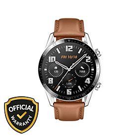 Huawei B19 Smart Watch GT2 Classic - Pebble Brown