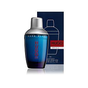 HUGO BOSS DARK BLUE EDT 75 ML FOR MEN (737052031415)
