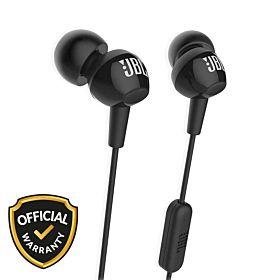 JBL C100SI In-Ear Headphones with Mic