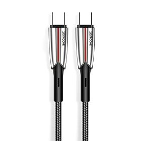 Joyroom S M417 Roma Series 60W Type C to Type C Fast Charging Cable 1.2M