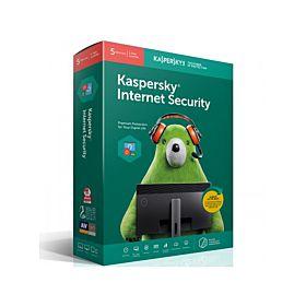 Kaspersky Internet Security 2019 - 3 User - 1 Year