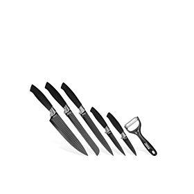 High Quality Zepter Kitchen Knife Set 6 Pcs
