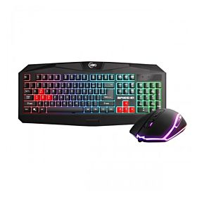 KWG ARIES E1 2-IN-1 Gaming Combo Multi Color Keyboard & Mouse