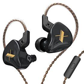 KZ EDX Magnetic Dynamic Driver HiFi In-Ear Earphones