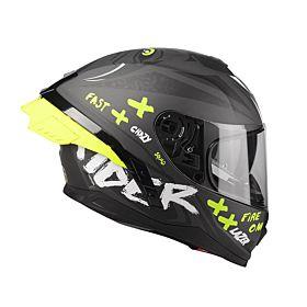 Lazer Rafale SR ONI Black-Grey Matte Helmet