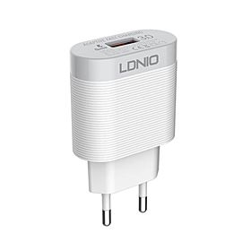 LDNIO A303Q 3A EU Travel Charger with Micro USB Cable